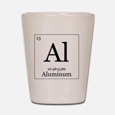 Elements - 13 Aluminum Shot Glass