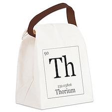 Elements - 90 Thorium Canvas Lunch Bag