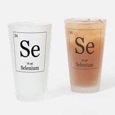 Elements - 34 Selenium Drinking Glass