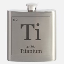 Elements - 22 Titanium Flask