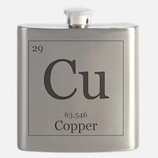 Elements - 29 Copper Flask