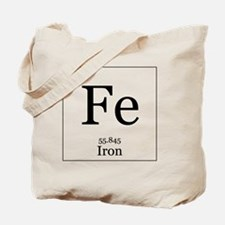 Elements - 26 Iron Tote Bag