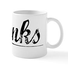 Shanks, Vintage Mug