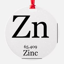 Elements - 30 Zinc Ornament