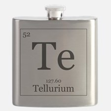 Elements - 52 Tellurium Flask