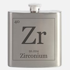 Elements - 40 Zirconium Flask