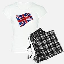 Union Jack - British Flag Pajamas