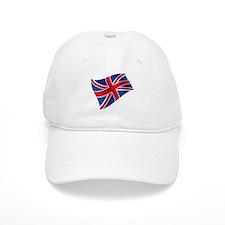 Union Jack - British Flag Baseball Baseball Cap