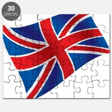 Union Jack - British Flag Puzzle