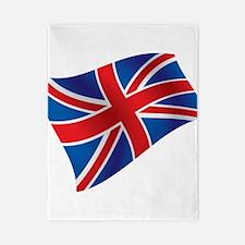 Union Jack - British Flag Twin Duvet