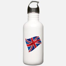 Union Jack - British Flag Water Bottle