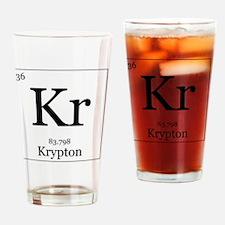 Elements - 36 Krypton Drinking Glass