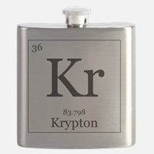 Elements - 36 Krypton Flask