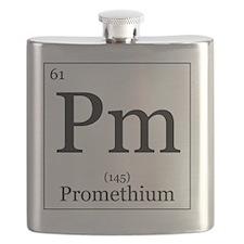 Elements - 61 Promethium Flask