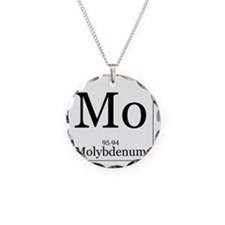 Elements - 42 Molybdenum Necklace