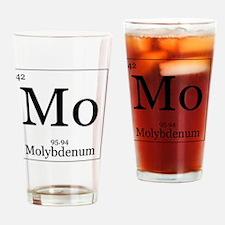 Elements - 42 Molybdenum Drinking Glass