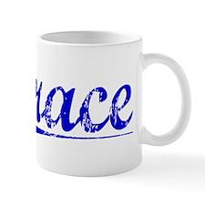 Grace, Blue, Aged Mug
