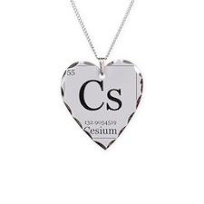 Elements - 55 Cesium Necklace