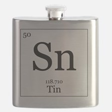 Elements - 50 Tin Flask