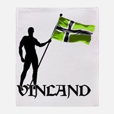 Vinland Patriot Throw Blanket