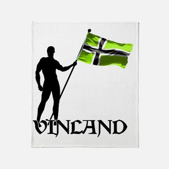 Vinland Patriot Throw Blanket
