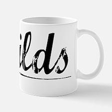 Sheilds, Vintage Mug