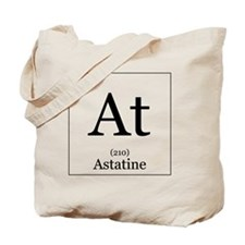 Elements - 85 Astatine Tote Bag