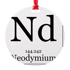 Elements - 60 Neodymium Ornament