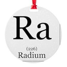 Elements - 88 Radium Ornament