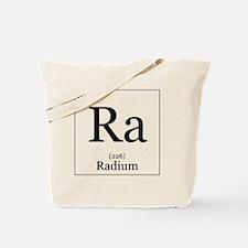 Elements - 88 Radium Tote Bag