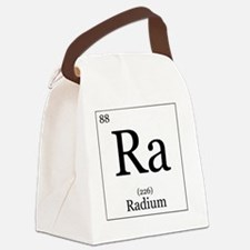 Elements - 88 Radium Canvas Lunch Bag