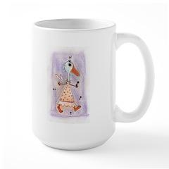 Silko Daisy Duck Large Mug