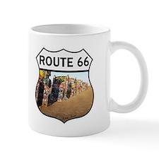 cadillac ranch  copy Mug