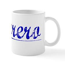 Guerrero, Blue, Aged Small Mug
