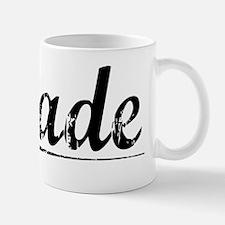 Shade, Vintage Mug