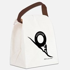 Persevere Crossfit T-Shirt Canvas Lunch Bag