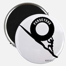 Persevere Crossfit T-Shirt Magnet