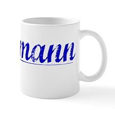 Hartmann, Blue, Aged Mug
