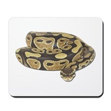 Ball Python Photo Mousepad