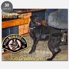 Monroe Police K9 Assoc. Puzzle