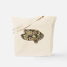 Ball Python Photo Tote Bag