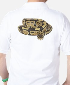 Ball Python Photo T-Shirt