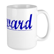 Hayward, Blue, Aged Mug