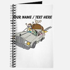 Custom Family Camping Trip Journal
