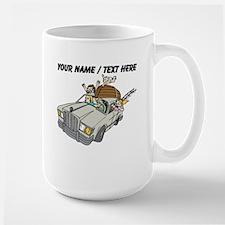 Custom Family Camping Trip Mugs