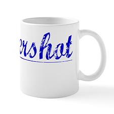 Hendershot, Blue, Aged Mug