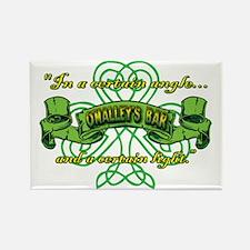 OMalleys Bar Rectangle Magnet
