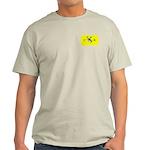 Grey Bull Moose T-Shirt