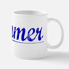 Hemmer, Blue, Aged Mug