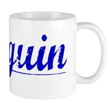 Holguin, Blue, Aged Mug